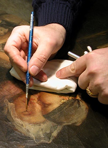 Michael Grashe, Bellevue, WA Art Restorator. Article: Art Conservation and The Collector.